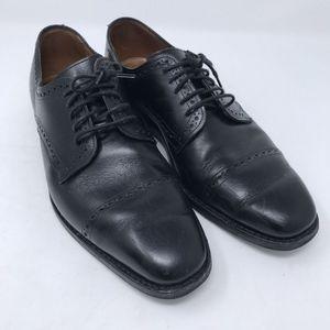 Allen Edmonds Men's Cap-Toe Oxfords Dainite 8.5D